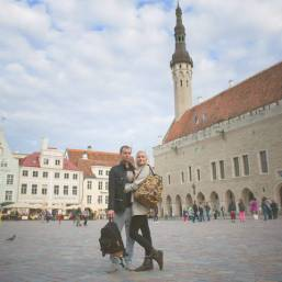 Experience Tallinn with Doerz professional photographer