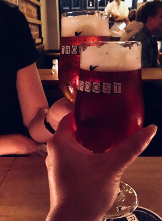 Amsterdam craft beer
